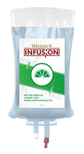 Myers Cocktail Wellness Infusion Bag