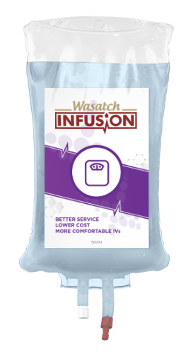 weight loss iv bag